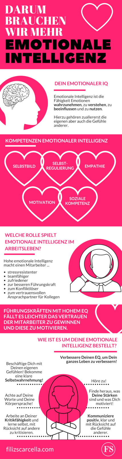 Infografik Emotionale Intelligenz - Was ist Emotionale Intelligenz